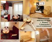квартира на сутки Жодино,  посуточная аренда квартир+375299553545