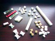 Оборудование для обёртки сахара в 2-х кубиков сахара (конверт)