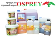 Антисептические,  огнебиозащитные пропитки для защиты древесины OSPREY