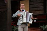 Живая музыка баянист вокалист на юбилей,  встречу друзей,  свадьбу