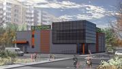 Торговые помещения в новом торговом центре